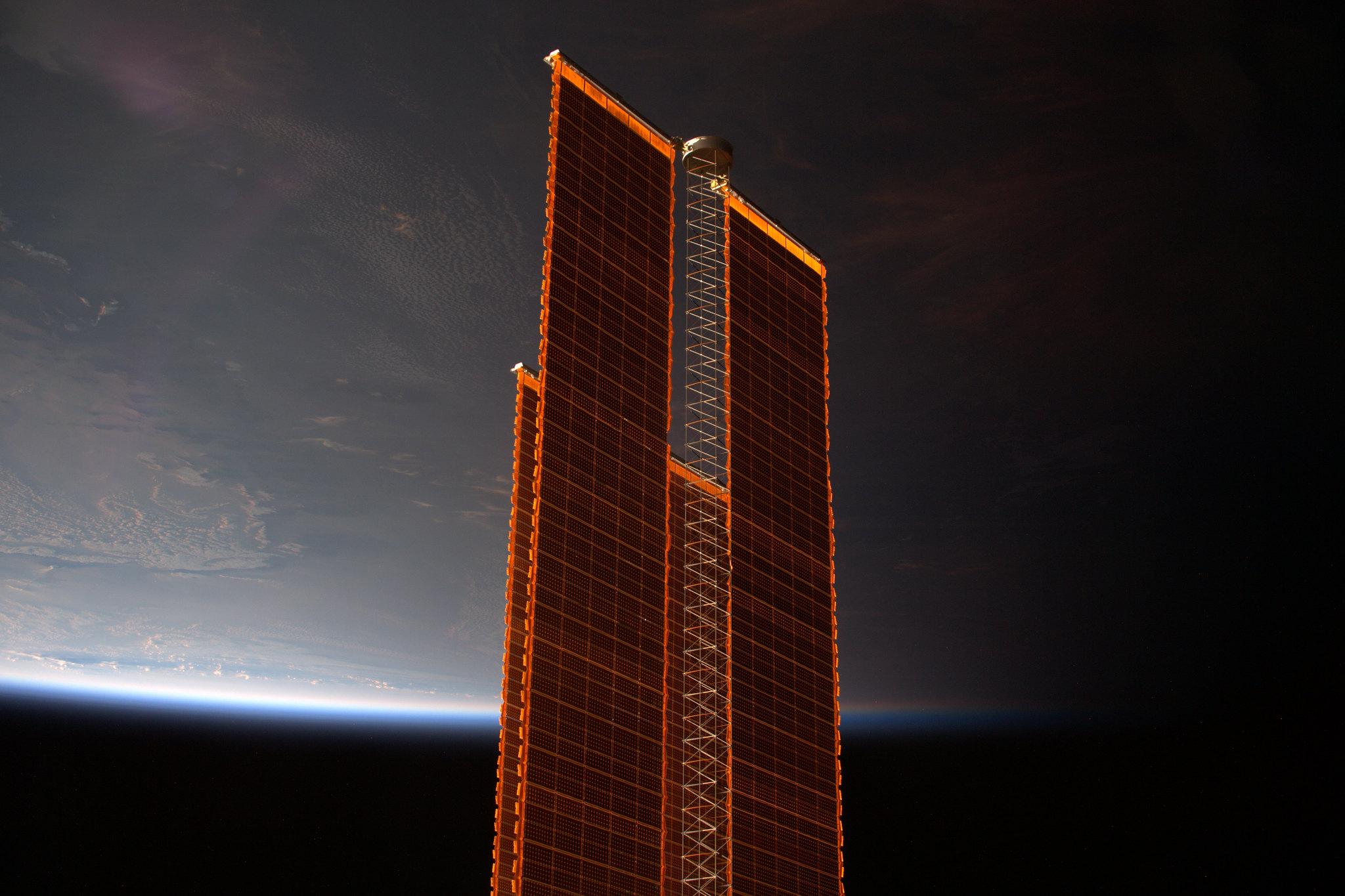 French Astronaut Thomas Pesquet - Night & Day