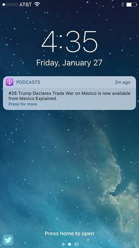 Podcasts: Mexico Explained @jonjo66 @TomBuckley519 @luisantespino #MexicoExplained