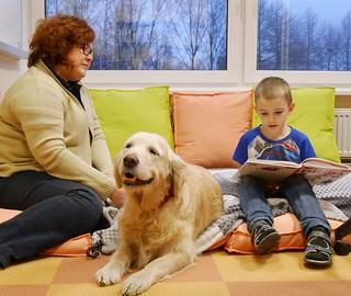 Программа чтения собакам