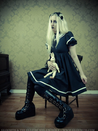 gothic sailor outfit gloomth