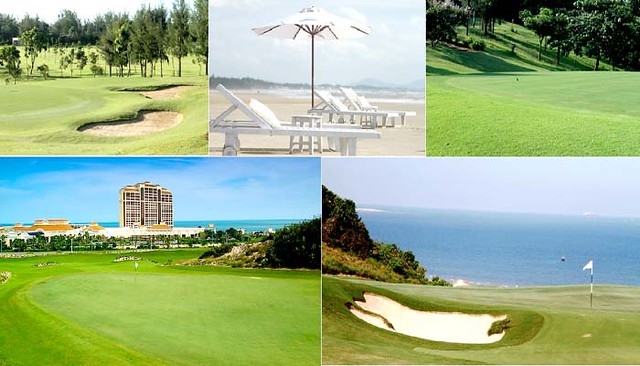 Glf_Saigon-Vung Tau Golf tour 3 days