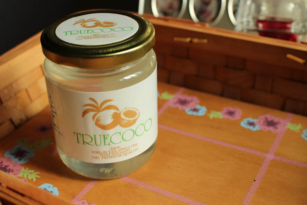 TRUECOCO_エクストラヴァージンココナッツオイル3