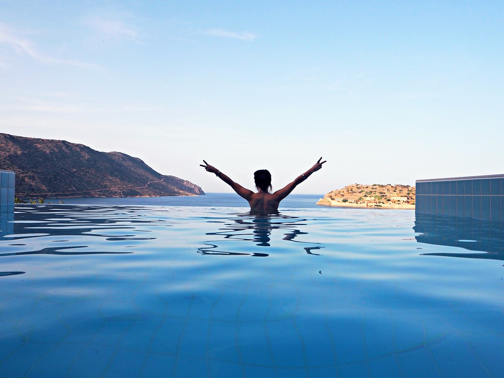 Blue Palace hotel Elounda Crete Greece review 23