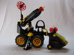 Scorpion Anti-Orbital Artillery by BricksandBoosters