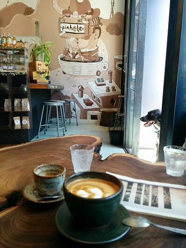 sunday funday: love to be back in Pinhole Coffee their cafecito is superb ☕ | by meligrosa