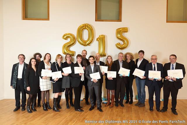 Remise des diplômes 2015 MS IBE