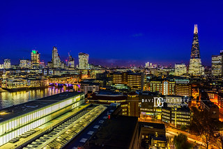 """This Is London"" Switch House, Tate Modern, London, UK 