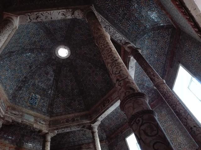 Iglesia octogonal