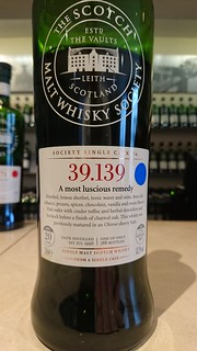 SMWS 39.139 - A most luscious remedy