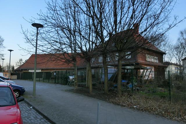 S-Bahnhof Gartenfeld