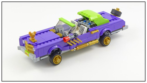 The LEGO Batman Movie 70906 The Joker Notorious Lowrider 03