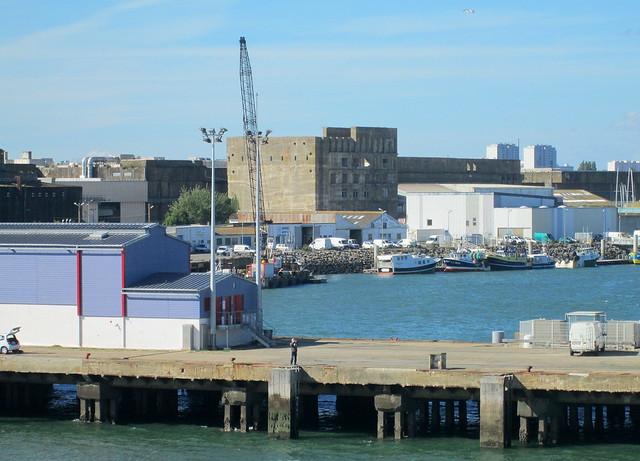 Submarine Pens Lorient 1