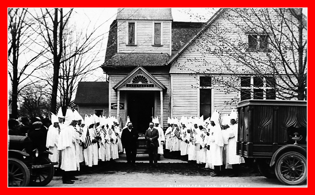 an overview of the modern ku klux klan Ku klux parsons book review ku-klux: the birth of the klan during  reconstruction  without its more modern innovations, the klan would have  been just one of many gangs of white jerks that plagued the reconstruction.