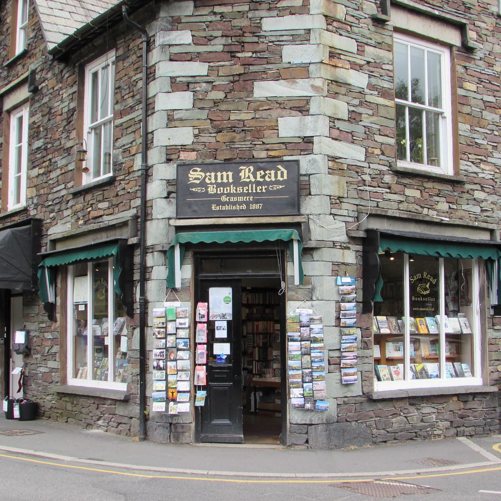 Risultati immagini per bookshop in grasmere