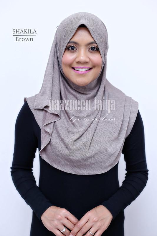Shakila (Brown)