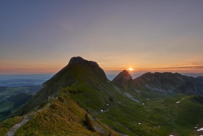 Sunrise - Schibespitz