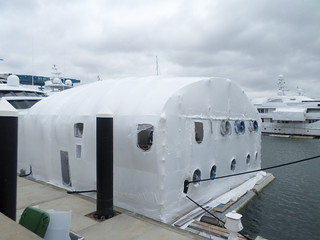 Shrinkwrap- Enclosures | by Southern Cross Boat Works