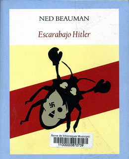 Ned Beauman, Escarabajo Hitler