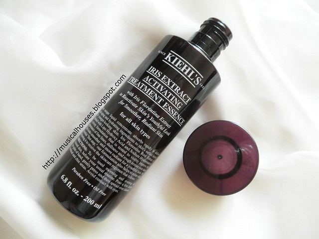 Kiehl's Iris Extract Activating Essence Bottle 1