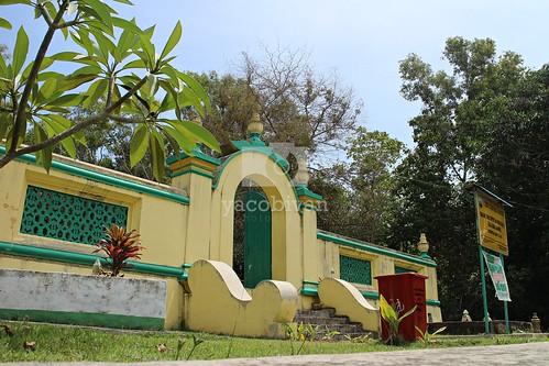 Kompleks Makam Raja Abdurrahman YDM VII