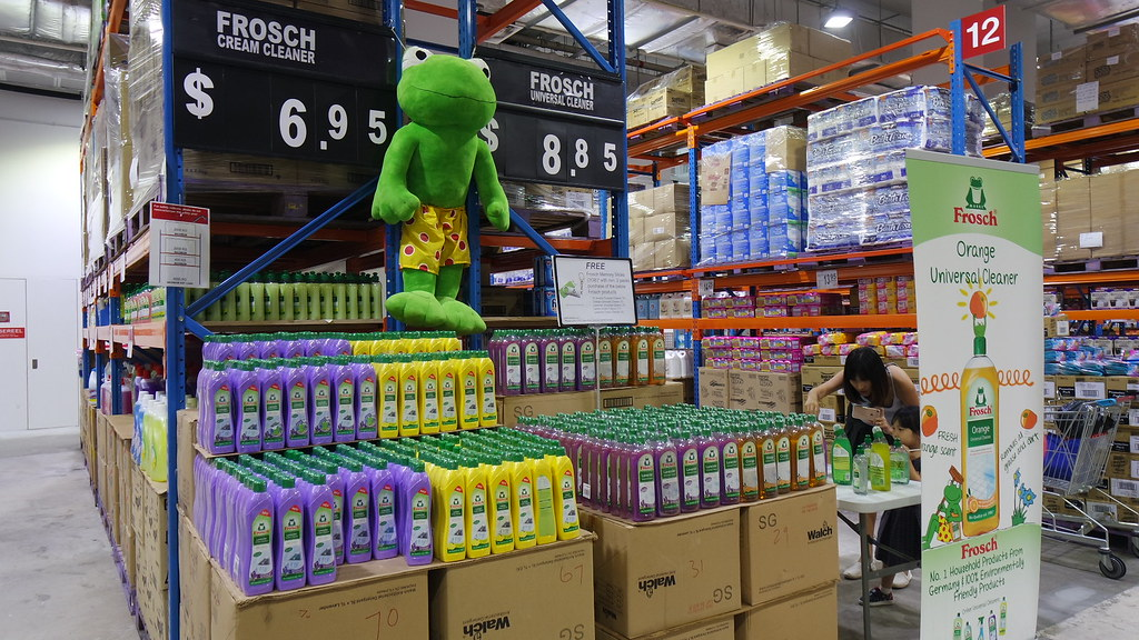 This 80,000 sqft Costco-style warehouse in Singapore sells all your grocery needs at the cheapest prices - Alvinology