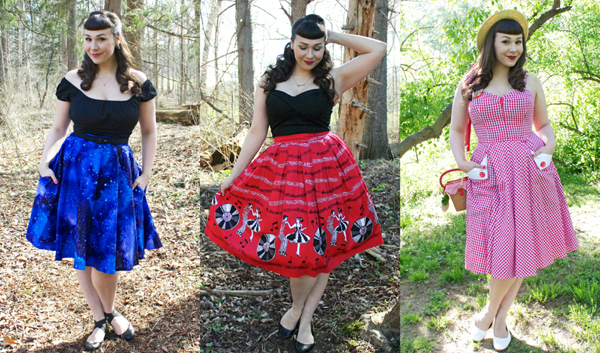 outfit round up 2016
