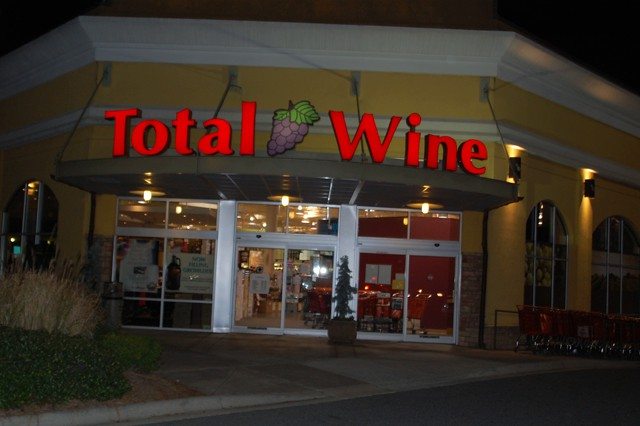 Year-End Social at Total Wine