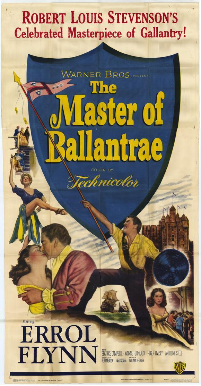 The Master of Ballantrae - Poster 1