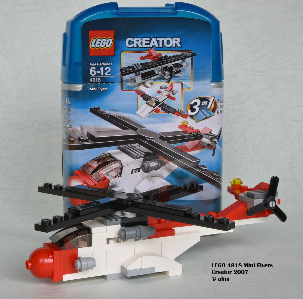 lego 4918 mini flyers lego 4918 mini flyers creator 2007 flickr