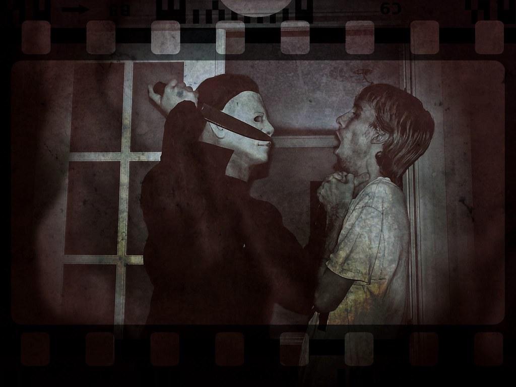 Michael Myers In Halloween 1 Original 1978