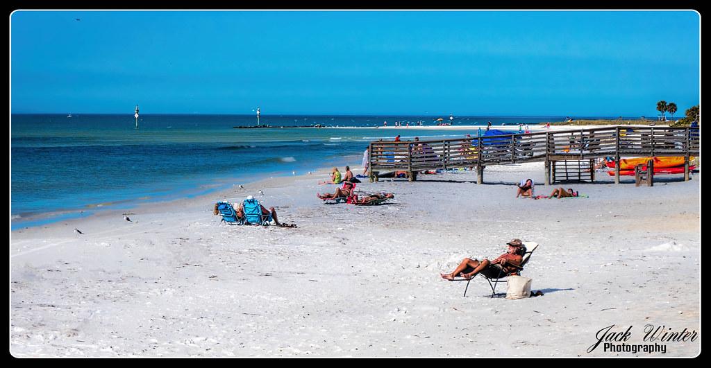 Honeymoon Island Beach Cam