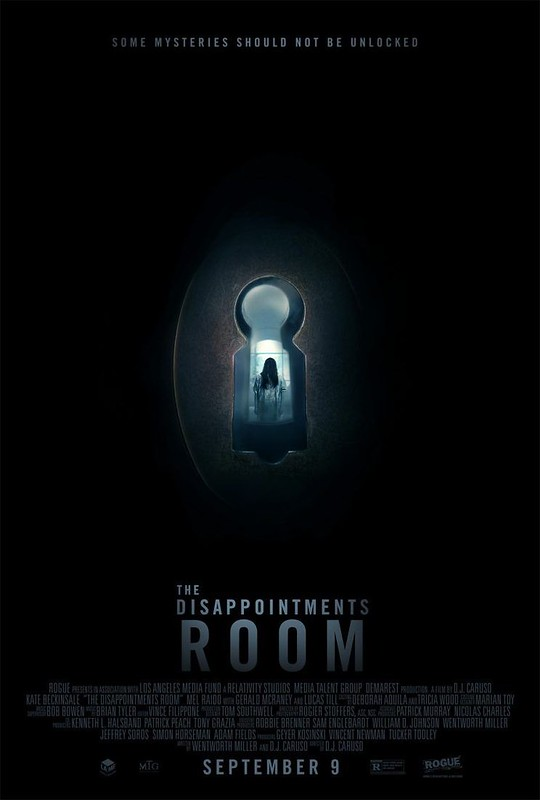 The Disappointments Room - Poster 1
