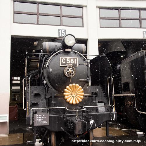 Kyoto Railway Museum #08