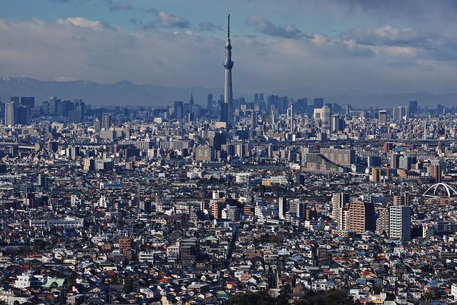 20170126_06_千葉県市川市のアイ・リンクタウン展望施設からの眺望