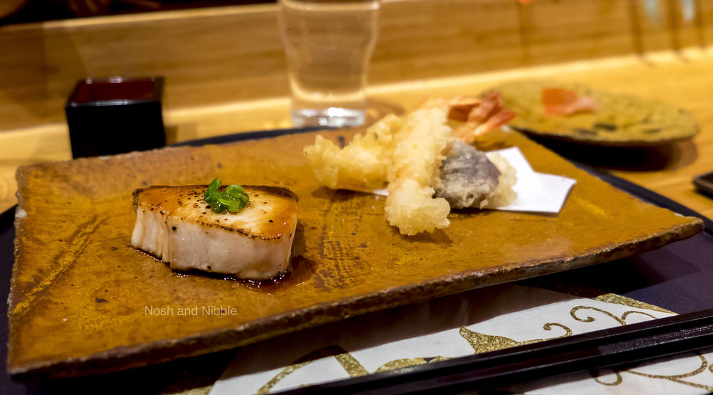 Nosh and Nibble - Octopus' Garden - $100 Omakase Review - Vancouver #foodie #foodporn