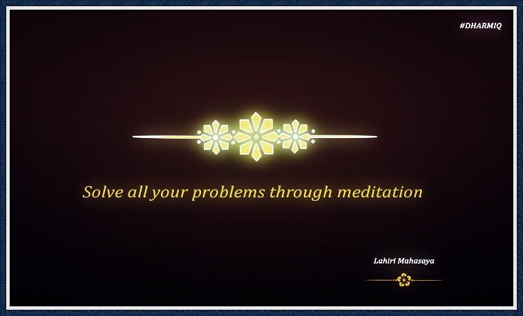 Lahiri Mahasaya Quotes