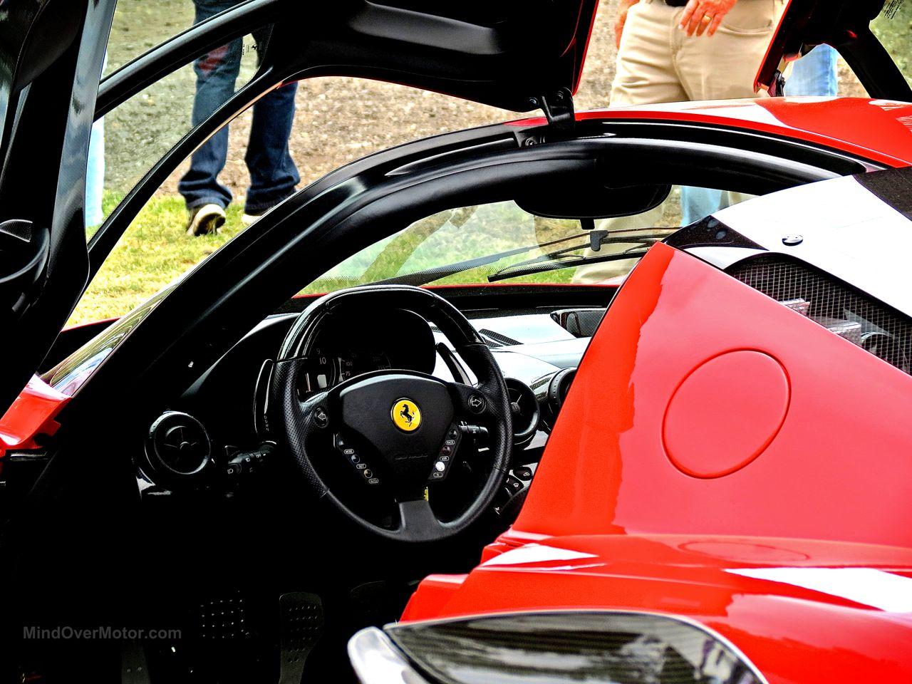 Greenwich 2 Ferrari Enzo Door