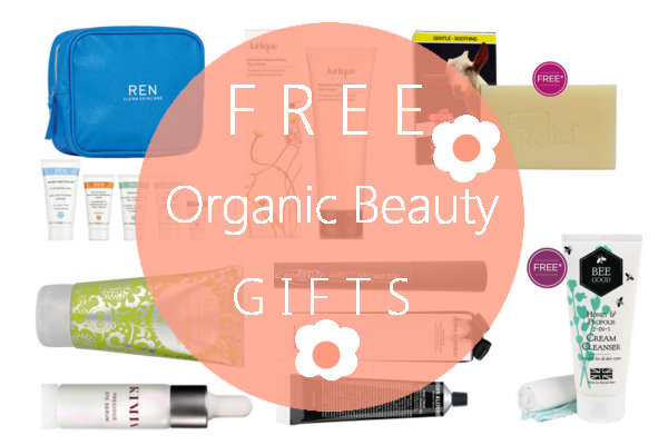 Weekly Discounts and Free Organic Beauty Gifts #22