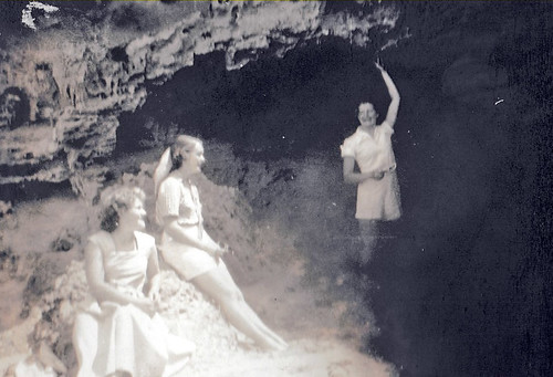 Cave at Queenscliff 1950 | by HistoryInPhotos
