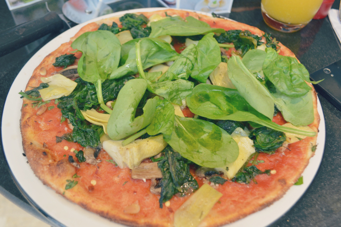 pianta pizza express