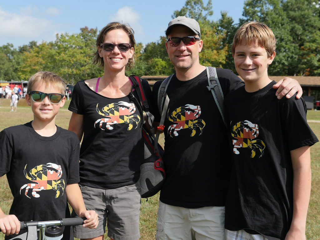 Photo of Park Quest family