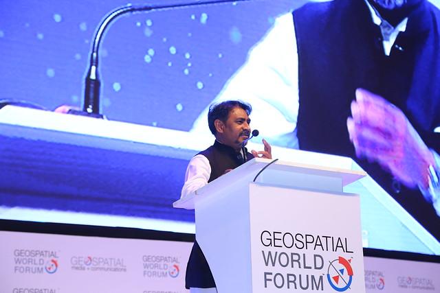 Sanjay Kumar, Geospatial Media at GWF 2017 Awards