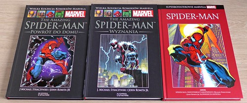 Superbohaterowie Marvela 01 Spider-man 04