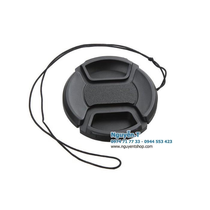 Lens cap - Nắp ống kính 49mm Lens Sony 18-55mm
