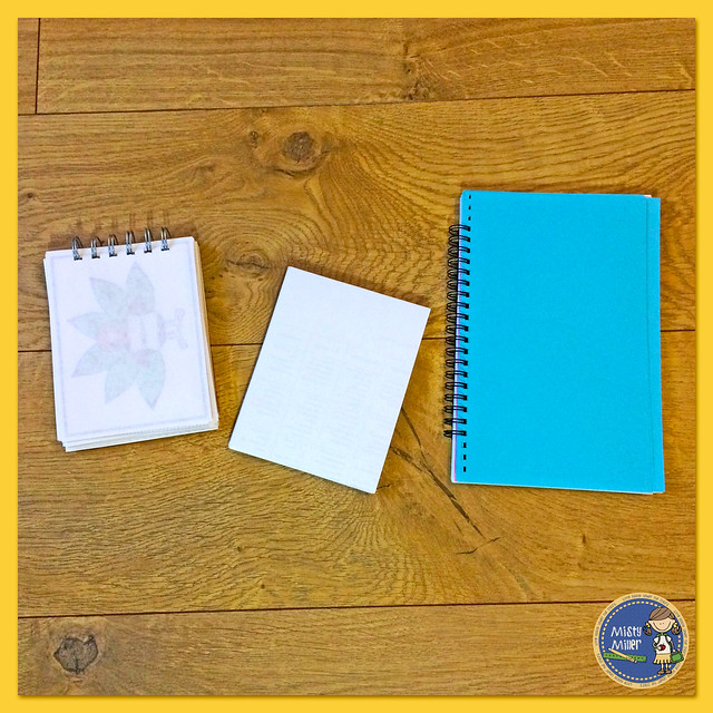 DIY: Making Scrap Notepads