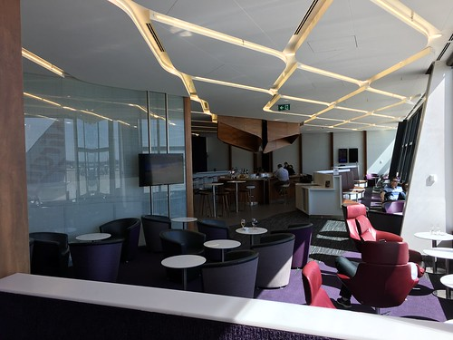Virgin Australia Melbourne Lounge