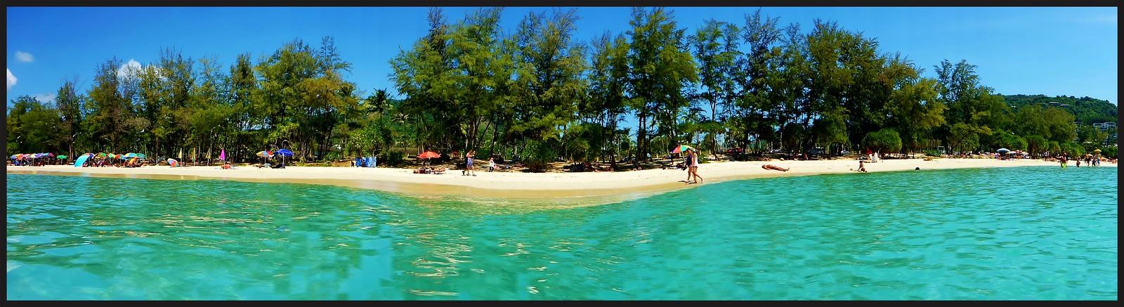 KataBeach Phuket, Thailand