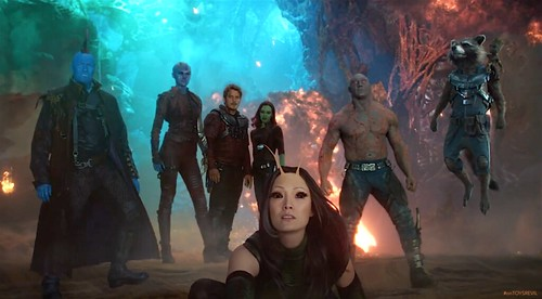 Guardians of the Galaxy 2 Team