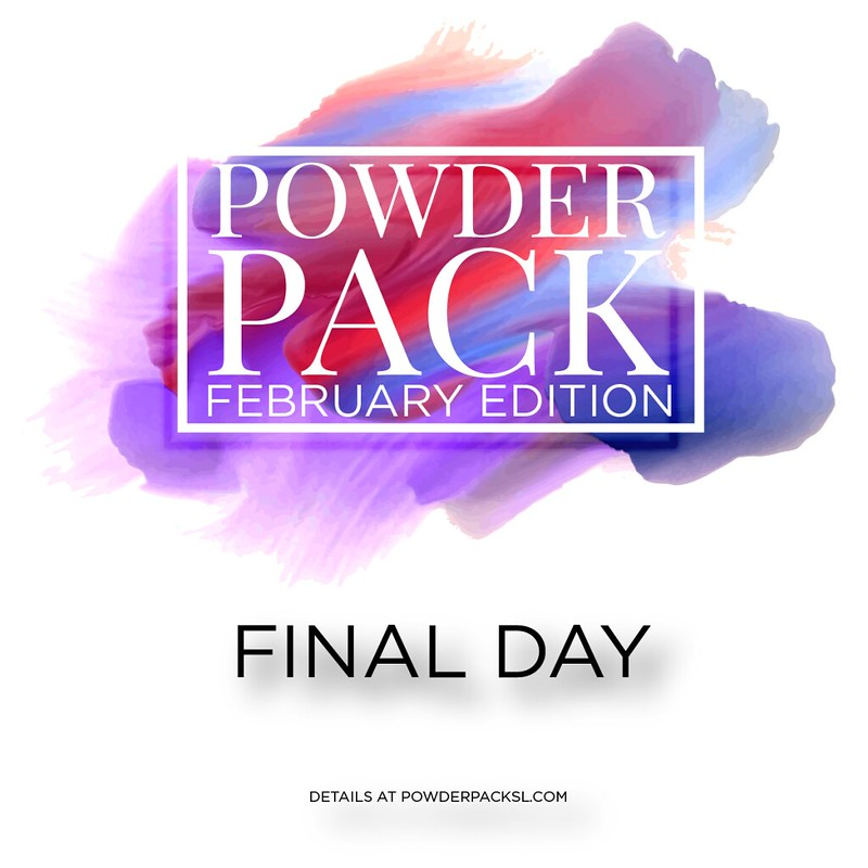 Powder Pack | February 2017 | Final Day
