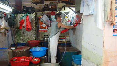 魚店店主阮先生